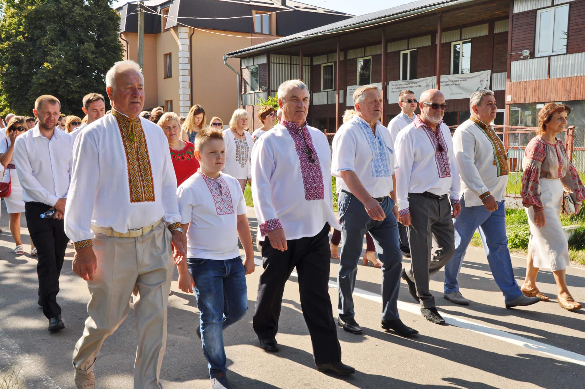 6 липня 2019 року відбулася кооперативна Проща, присвячена Міжнародному дню кооперації