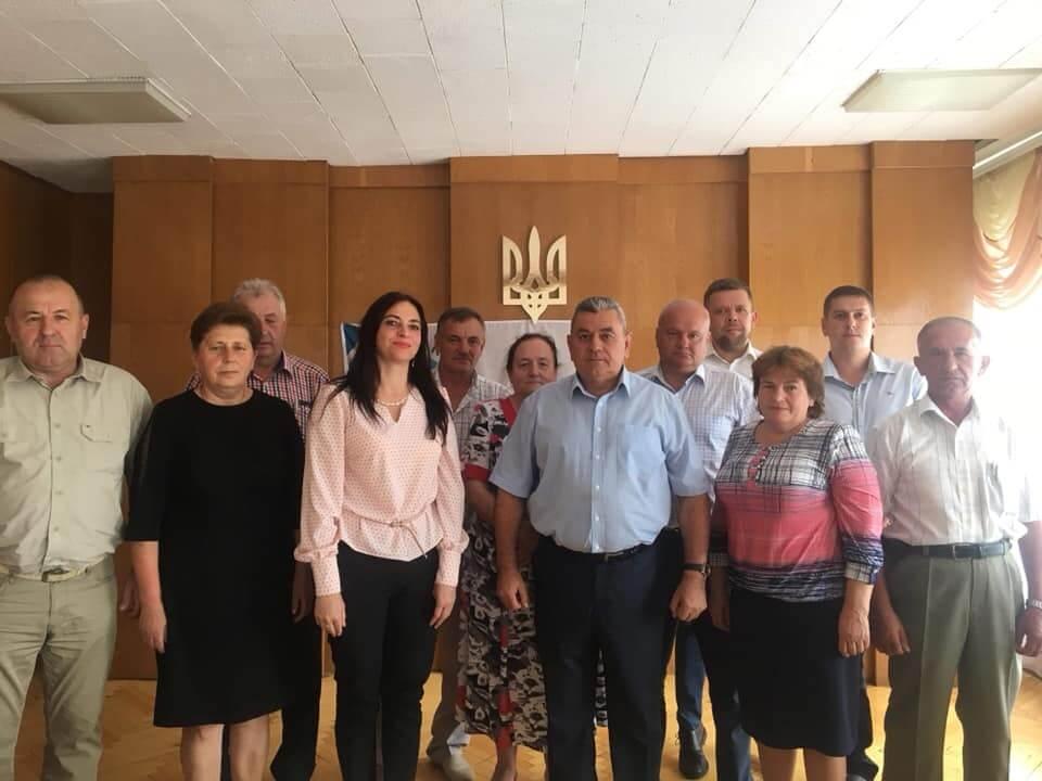 18 липня 2019 р. на базі Гусятинського РайСТ  була проведена нарада по підсумках роботи галузі торгівлі за перше півріччя 2019 року